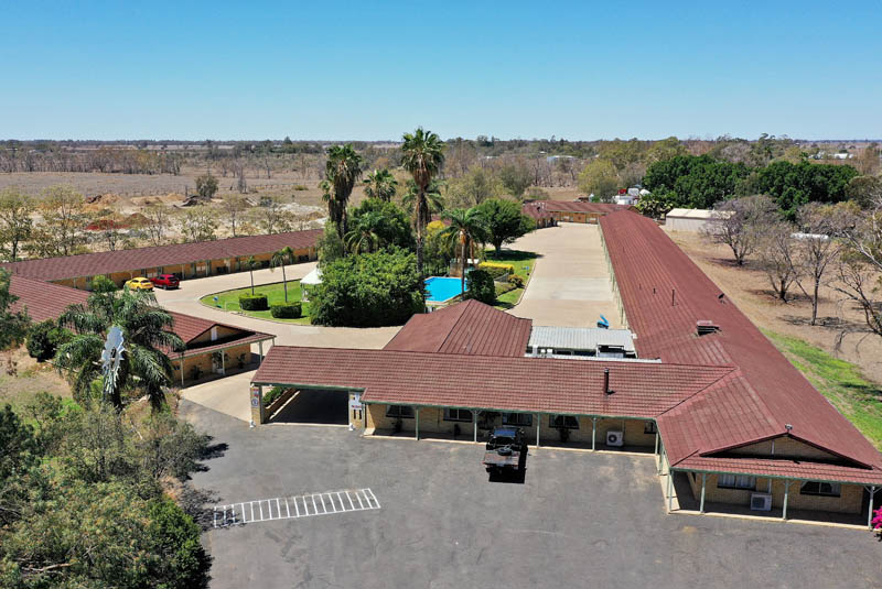Burke & Wills Motor Inn - Moree