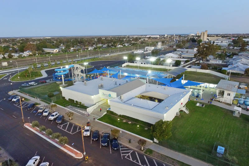 Moree Artesian Aquatic Centre